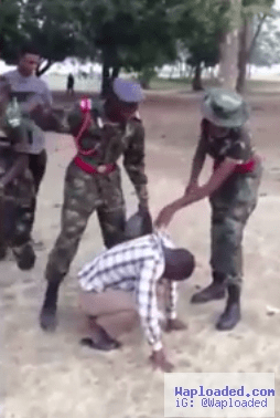 Man Who Was Tortured By Army Cadets For Complimenting A Female Officer Identified, See What He Said